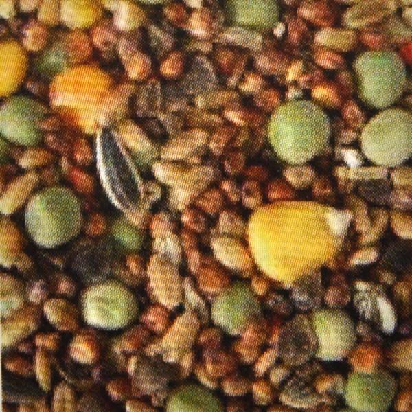 20 kg Ziergeflügelfutter, Vogelfutter, Alleinfutter für Ziergeflügel