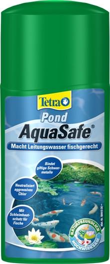 250 ml Tetra POND AQUASAFE, für den Gartenteich