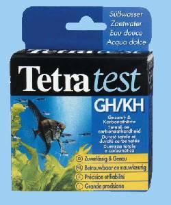 GH / KH Test von Tetra, Wassertest, Gesamthärte