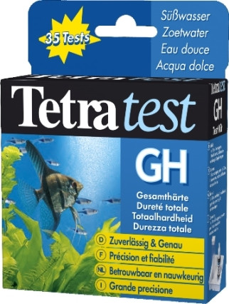 Tetra Test Gesamthärte (GH), Aquarien Wassertest