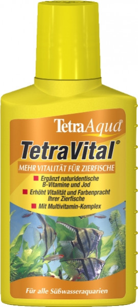 500 ml Tetra Tetra Vital, fördert die Vitalität