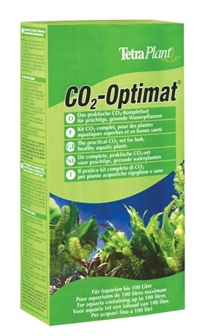 Tetra Plant CO2 - Optimat für Aquariumpflanzen