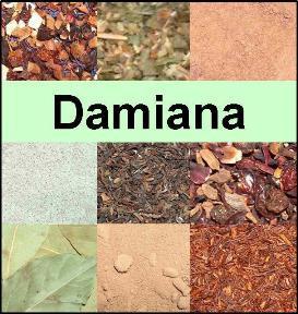 200 g Damiana geschnitten, Entspannung, Potenz