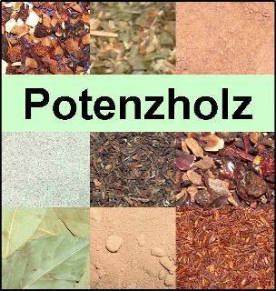 200 g Potenzholz / Muirapuama geschnitten, Potenz