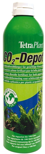 11 g Tetra CO²-Depot, Nachfüllflasche für Optimat