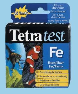 FE - Eisen Test von Tetra, Wassertest Eisengehalt