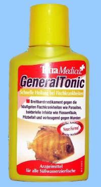 100 ml General Tonic Tetra gegen Fischkrankheiten