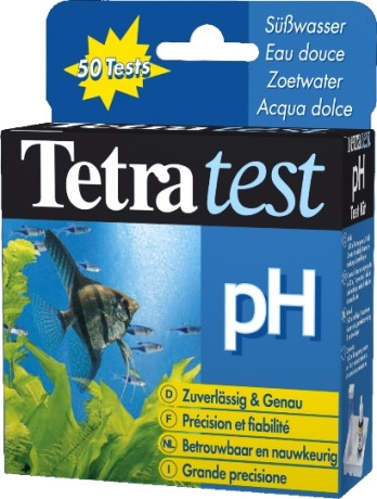 Tetra Test Ph, Wassertest für ph - Wert, Aquarium