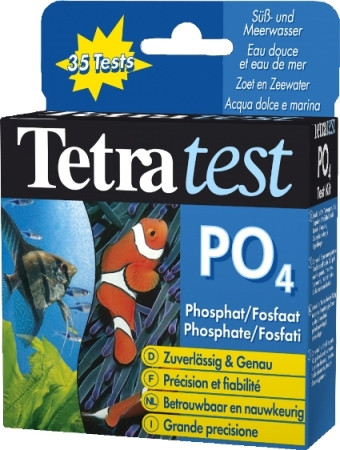 Tetra Phosphat Test (PO4), Wassertest Aquarium