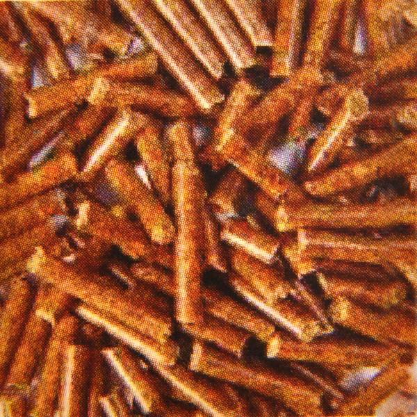 2,5 kg Karottenpellets, Nagerfutter, Hasenfutter, Futter, Möhren