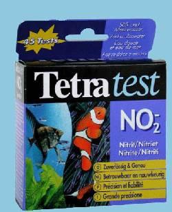 NO2 Test von Tetra, Ammonium Wassertest
