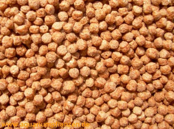 3.000 ml Koi Color Pellets mit Astaxanthin 2 mm