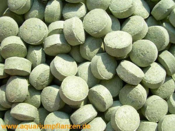 1000 g grüne Futtertabletten ca. 1500 Stück