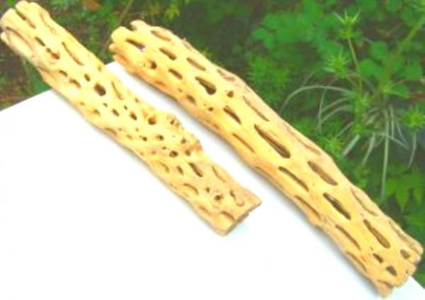 1 Stück Vukaholz, Vuka in der Größe 10 -30 cm