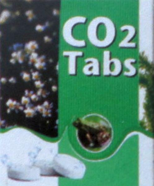 9 CO² Tabletten zur für gutes Pflanzenwachstum in Teich und Aquarium