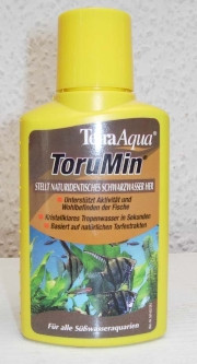 500 ml Torumin von Tetra Schwarzwassereffekt