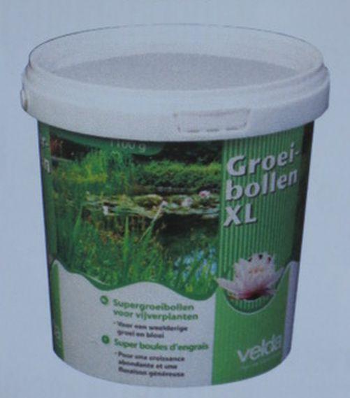5 Superdüngekugeln zur Lanzeitdüngung von Teichpflanzen