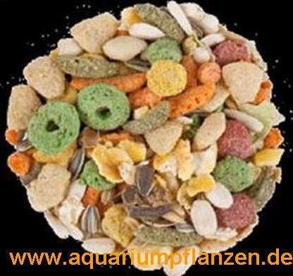 20 kg Nagerfutter mit Krokant, Futter, Nager, Mäuse